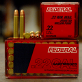 FEDERAL 50pk 22LR WMR 50G Hollow Point (GK1064)