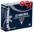 .22 LR AR TACKTICAL 40G COPPER RN QTY 300  (GK1415)
